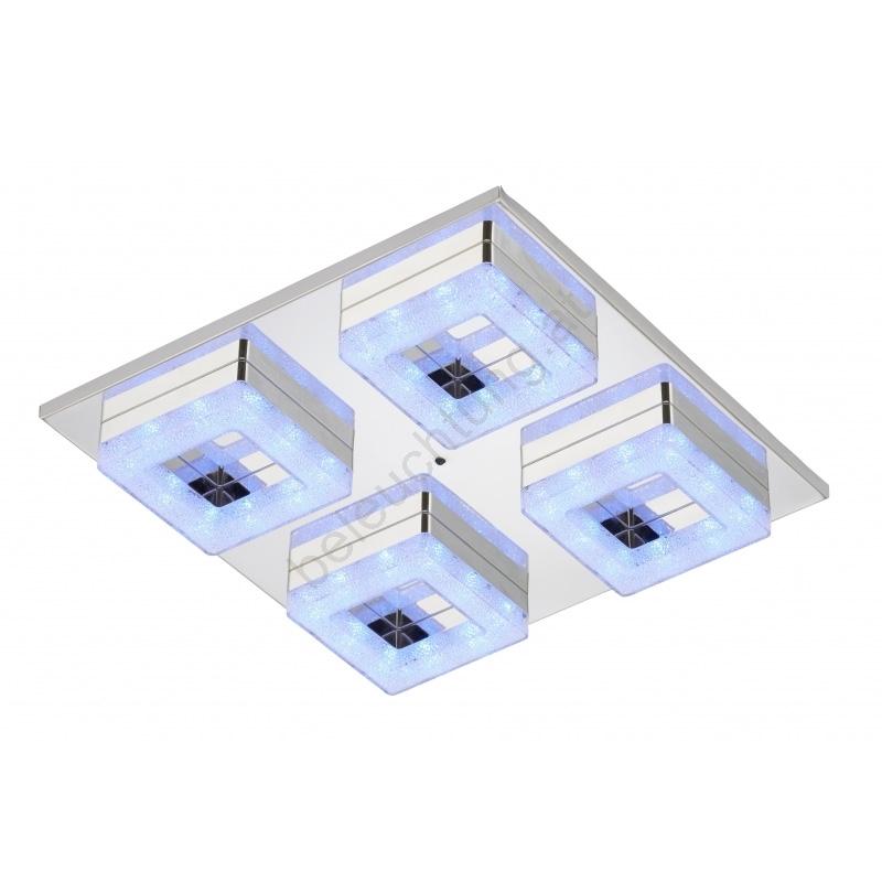 Briloner 3495-048 - LED Deckenleuchte DUO 4xLED/3,5W | Beleuchtung