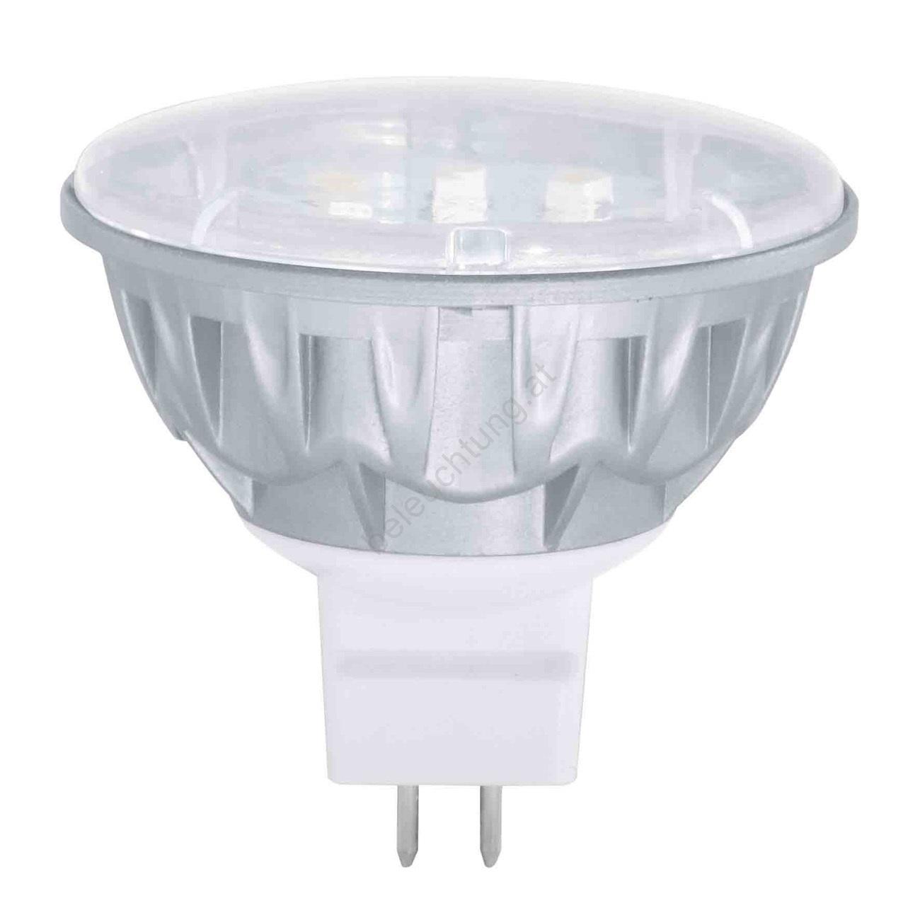 eglo 11439 led leuchtmittel gu5 3 5w 12v 4000k beleuchtung. Black Bedroom Furniture Sets. Home Design Ideas