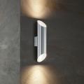 Eglo 54604 - LED Auβen-Wandbeleuchtung AGOLADA 2xLED/3,7W/230V IP44
