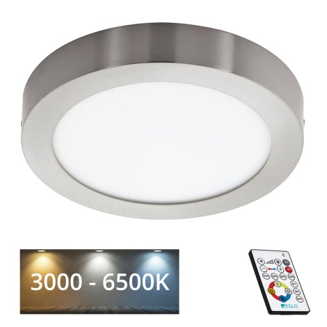 Eglo 78769 - LED Dimmbare Deckenleuchte TINUS 1xLED/21W/230V
