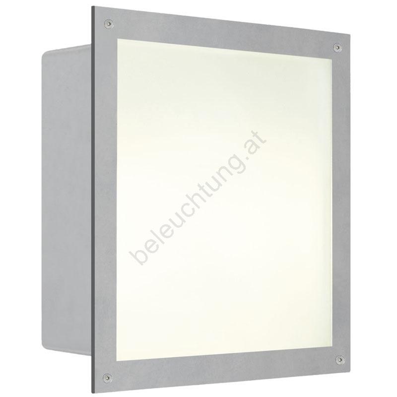 EGLO 88009 - LED Außenversenkleuchte ZIMBA 1xE27/7W/230V | Beleuchtung