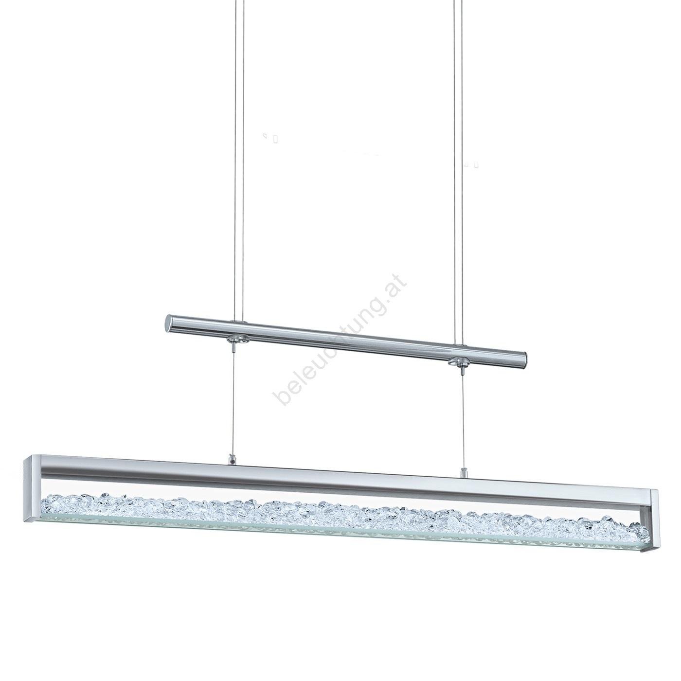 eglo 93625 led dimmbare h ngeleuchte cardito 1 led 24w 230v beleuchtung. Black Bedroom Furniture Sets. Home Design Ideas