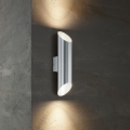 Eglo 94803 - LED Außenleuchte AGOLADA 2xLED/3,7W/230V