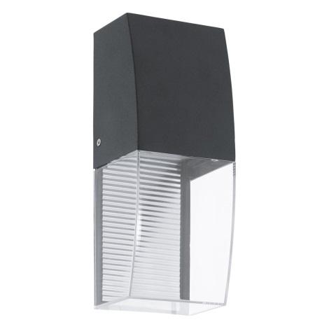Eglo 95992 - LED-Außenwandleuchte SERVOI LED/3,7W IP44