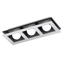 Eglo 96533 - LED Dimmbare Deckenleuchte BELLAMONTE 1 3xLED/3,3W/230V