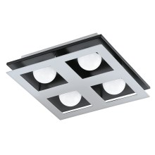 Eglo 96534 - LED Dimmbare Deckenleuchte BELLAMONTE 1 4xLED/3,3W/230V