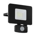 Eglo 97461 - LED Scheinwerfer mit Sensor FAEDO 3 LED/20W/230V