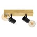 Eglo - Spotlight 2xE27/60W/230V