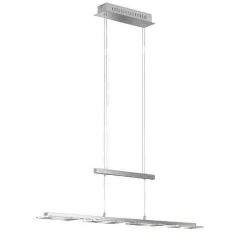 Fischer & Honsel 60357 - Dimmbarer LED-Kronleuchter an einer Litze TENSO 4xLED/5W/230V