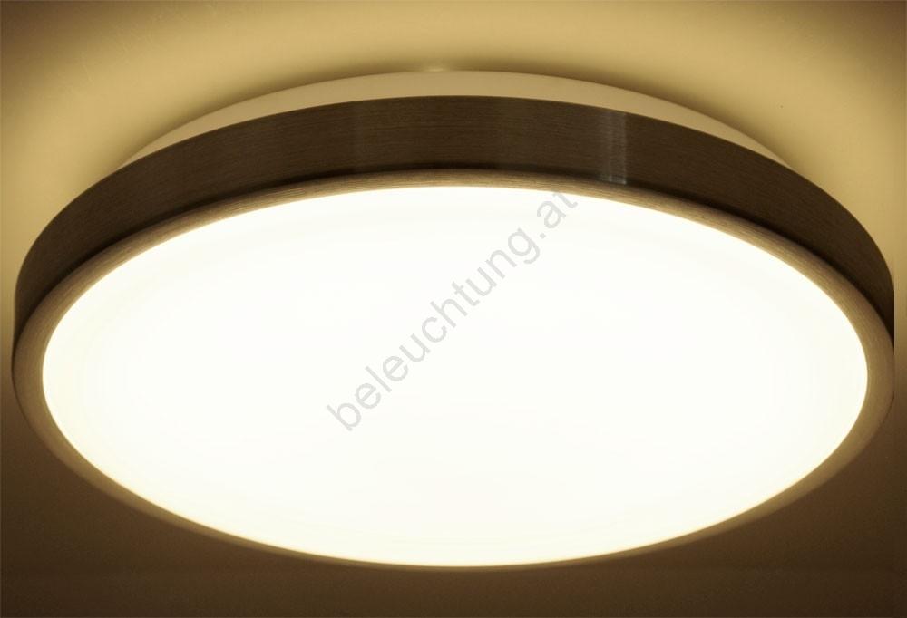 globo 41687 led deckenleuchte robyn 1xled 22w 230v beleuchtung. Black Bedroom Furniture Sets. Home Design Ideas