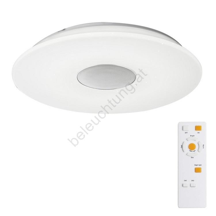 Globo LED Deckenbeleuchtung mit Fernbedienung 1xLED50W230V