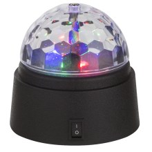 Globo - LED Dekorationslampe 6xLED/0,06W/3xAA