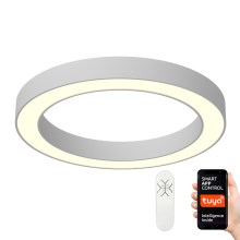 Immax NEO - Dimmbare LED Deckenleuchte PASTEL LED/66W/230V 95 + Fernbedienung Tuya