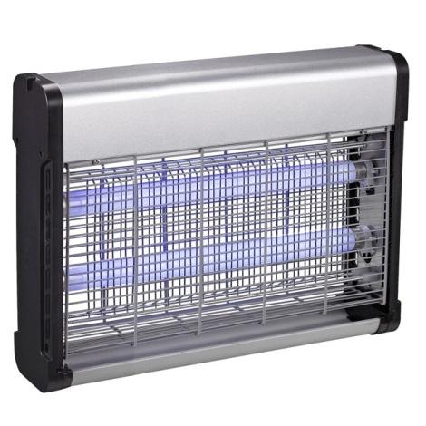 Insektenfalle mit UV-Leuchtstoffrohr IK204-2x10W/230V 60 m2