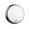 LED Badezimmer Wandleuchte mit Sensor BULKHEAD LED/14W/230V IP54