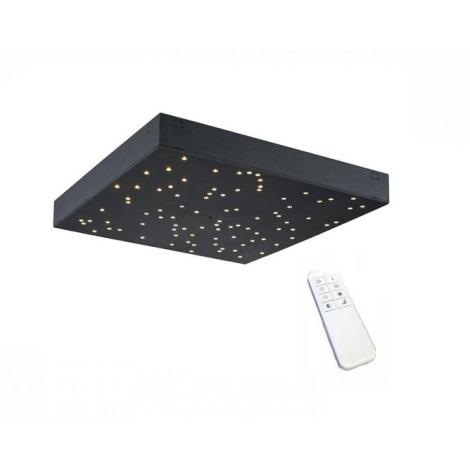 LED Dimmbare Deckenleuchte 1xLED/8W/230V + Fernbedienung