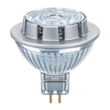 LED dimmbare Glühbirne GU5,3/MR16/7,8W/12V 2700K