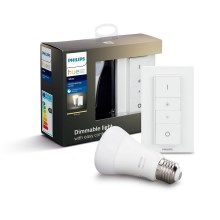 LED Dimmbare Glühbirne Philips HUE WHITE E27/9W/230V 2700K