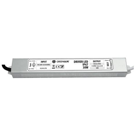 LED elektrische Trafo 12V/30W
