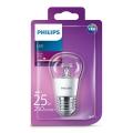 LED Glühbirne E27/4W/230V 2700K - Philips