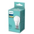 LED Glühbirne Philips A60 E27/8W/230V 2700K