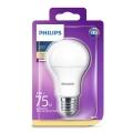 LED Glühbirne Philips E27/11W/230V 2700K