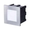 LED Orientierungs-Einbauleuchte Quadrat BUILT-IN 1xLED/1,5W/230V 4000K