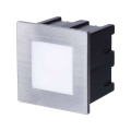 LED Orientierungs-Einbauleuchte Quadrat LED/1,5W/230V 4000K