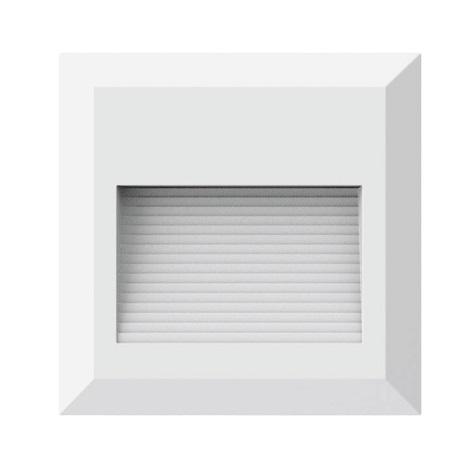 LED Treppenbeleuchtung 1xLED/2W/230V 3000K