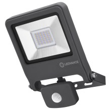 Ledvance - LED-Reflektor ENDURA mit Sensor LED/10W/230V IP44