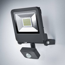 Ledvance - LED Reflektor mit Sensor ENDURA LED/30W/230V IP44