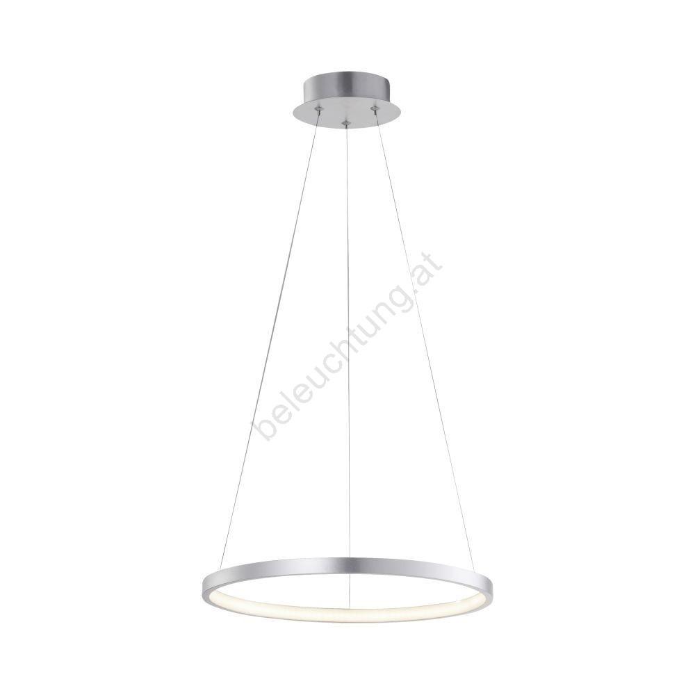 Leuchten Direkt 11522 21 LED Hängeleuchte CIRCLE LED19W230V