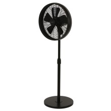 Lucci Air 213115EU - Standventilator BREEZE schwarz