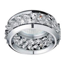 LUXERA 71061 - Downlight 1xGU10/40W