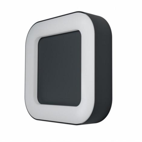 Osram - LED Auβen-Wandbeleuchtung ENDURA LED/13W/230V IP44 schwarz