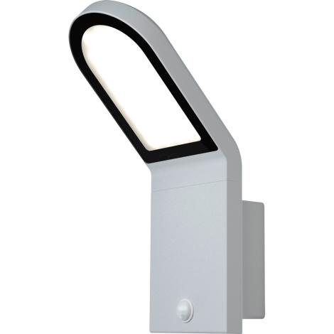 Osram - LED-Wandleuchte für außen mit Sensor ENDURA LED/12W/230V IP44