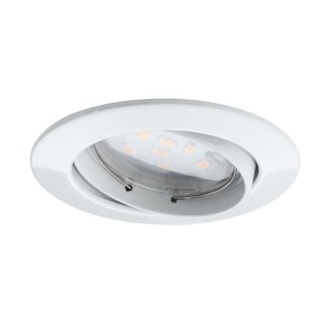 Paulmann 92764 - LED Badezimmer Einbauleuchte LED/6,8W/230V