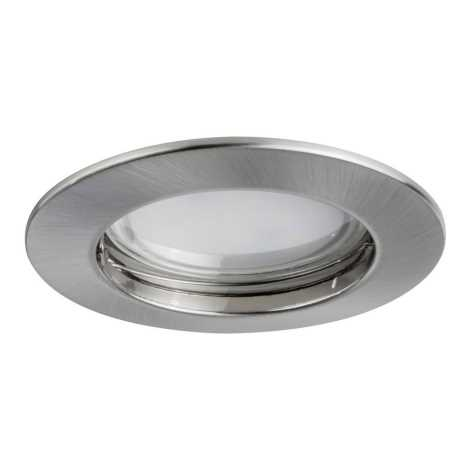 Paulmann 92826 - LED/7W IP44 Dimmbare Badezimmer Einbauleuchte COIN 230V