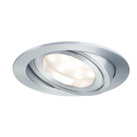 Paulmann 92832 - LED/7W Badezimmer Einbauleuchte COIN 230V