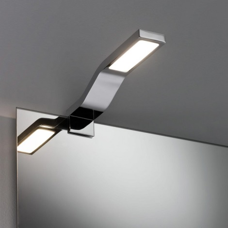 Paulmann 99100 - LED/3,2W IP44 Badezimmer Spiegelleuchte GALERIA ...