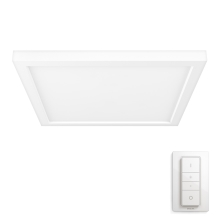 Philips 32161/31/PS - LED dimmbare Deckenbeleuchtung HUE AURELLE LED/28W/230V