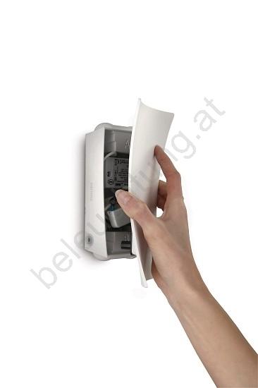 philips 33604 31 16 led wandleuchte instyle feuille 2xled 2 5w 230v beleuchtung. Black Bedroom Furniture Sets. Home Design Ideas