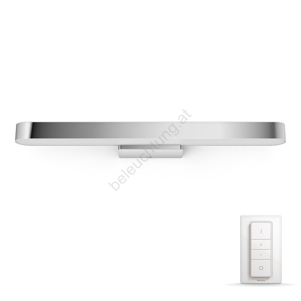 Philips Hue Badezimmer Spiegel: LED Badezimmer Spiegelbeleuchtung
