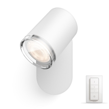 Philips 34359/31/P7 - LED Spotlight HUE ADORE 1xGU10/5,5W/230V