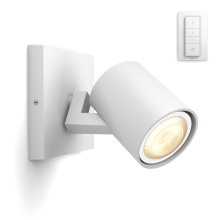 Philips 53090/31/P7 - LED Spotlight RUNNER HUE 1xGU10/5,5W/230V