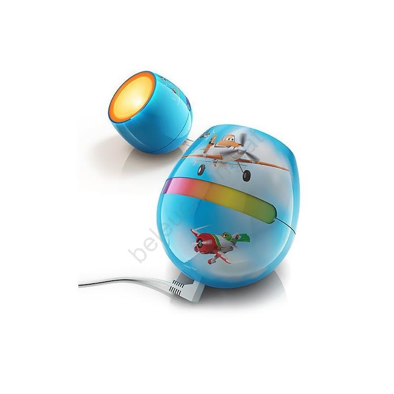 Philips 71704/53/16 - Dekoration Kinder- LED Leuchte LIVINGCOLORS ...