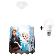 Philips 71751/01/16 - LED Kinder-Kronleuchter DISNEY FROZEN 1xE27/6W/230V