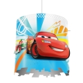Philips 71751/32/16 - Kinder Hängeleuchte DISNEY CARS 1xE27/23W/230V