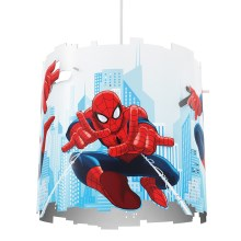 Philips 71751/40/16 - Kinder Hängeleuchte MARVEL SPIDER-MAN 1xE27/23W/230V