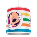 Philips 71752/30/16 - Kinderleuchte DISNEY MICKEY MOUSE 1xE27/23W/230V